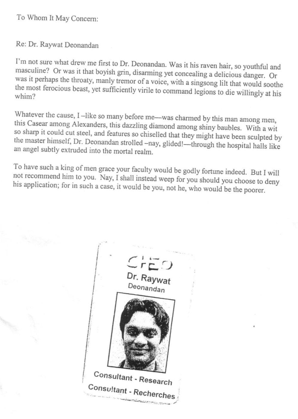 sample recommendation letter for my boss cover letter templates deonandia 10 2009